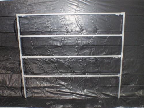 4 Rail 1400 high 1700 long panel